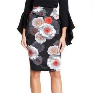 Catherine Malandrino Pencil Skirt Size Medium